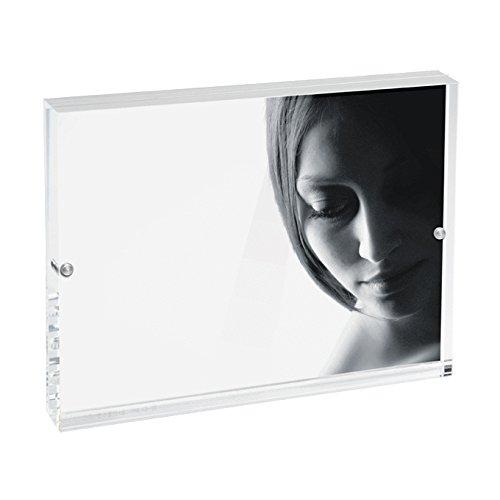 Mascagni Cornice 13x18 in Plexiglass chiusura magnetica