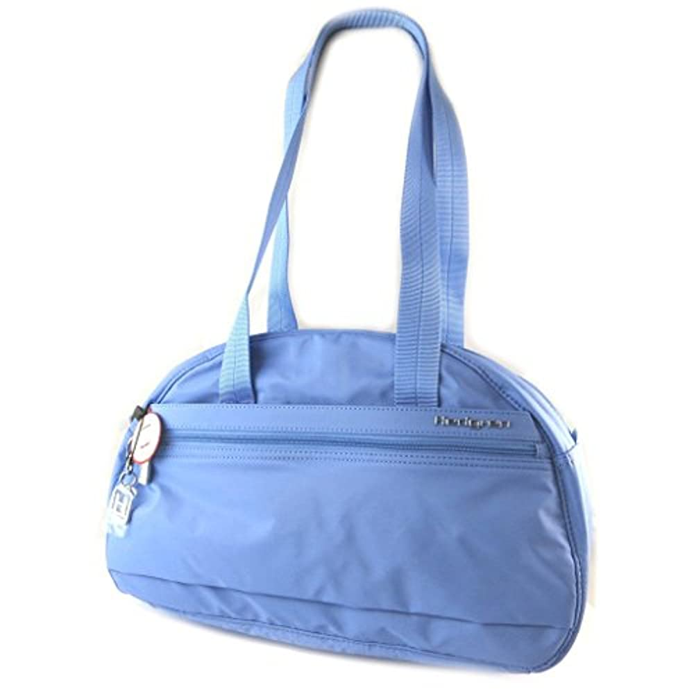 Bowlingtasche 'Hedgren'provence blau - 40x23x12 cm.
