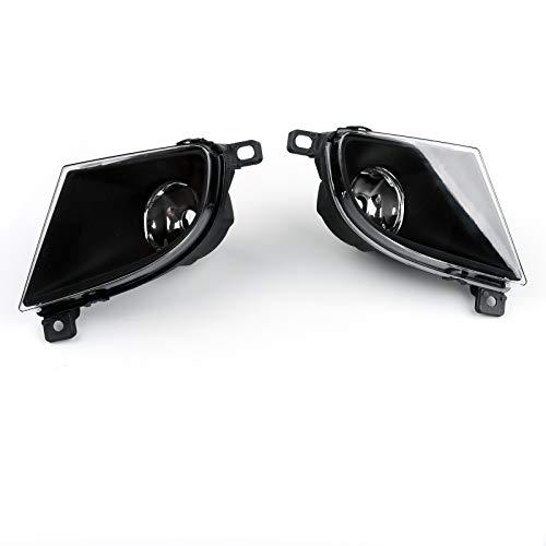 Areyourshop Nebelscheinwerfer-Gehäuse für BM-W 5-Serie E60 08-11 528 535 550 i xi