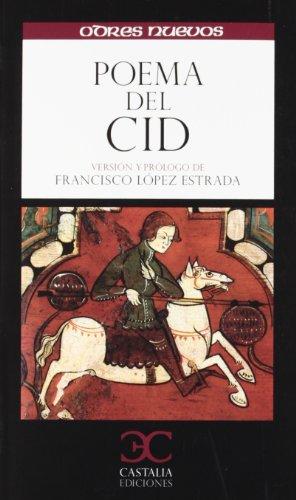 Poema del Cid (Odres Nuevos) por Francisco López Estrada