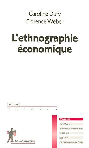 L'ethnographie économique