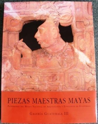 Piezas maestras mayas (Galeria Guatemala)