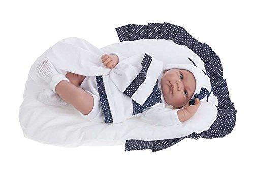 Muñecas Antonio Juan 3360 - Muñeco bebé, Multicolor