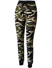Legging pour femme motif Camouflage Manoukian.Taille L.