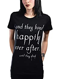 Akumu ink t-shirt uNTIL tHEY dIED