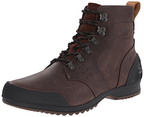 Sorel Ankeny Mid Hiker, Bottes Chukka homme, Marron (256), 44 EU (10 UK)