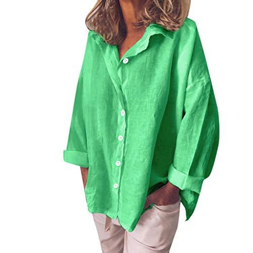Weant Sweatjacke Damen Seitliche Tasten Langarmshirt Pullover Lässige Rundhals Sweatshirt Ellenbogen Gepatcht Hemd Lose T Shirt Blusen Tunika Top -
