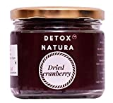 Decadenz Detox Natura Whole Dried Cranberries Jar (200 g)