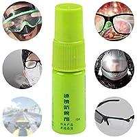 Augproveshak Spray Antiniebla para Anteojos Y Gafas Antivaho, para Paintball, Gafas De Sol, Anteojos