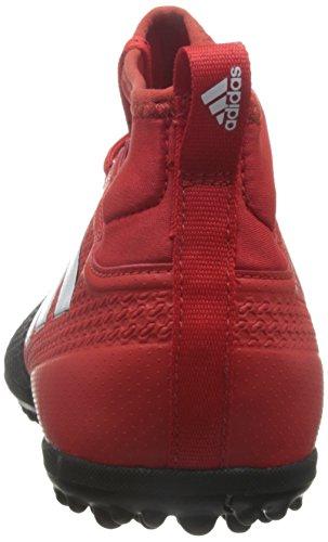 adidas Ace 17.3 Primemesh Tf, Scarpe da Calcio Uomo Rosso (Red/Ftwwht/Cblack)