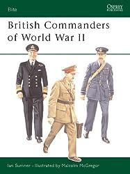 British Commanders of World War II (Elite)