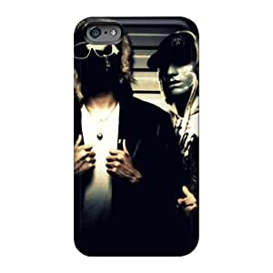 First-class Case Cover For Iphone 6 Dual Protection Cover My Chemical Romance Band