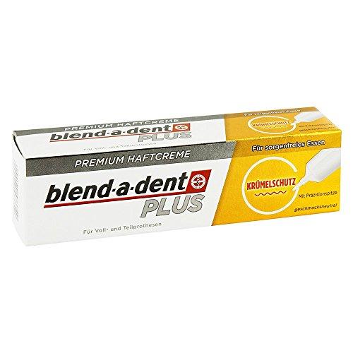 BLEND A DENT Super Haftcreme Krümelschutz 40 g Creme