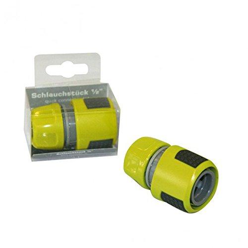 Schnellkupplungs-Schlauchstück Messing-Schnellkupplungs-Schlauchstück: Schlauchadapter