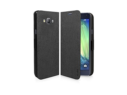 """'SBS tebooksaa7K 5.5""""Folio schwarz Tasche für Handy-Hülle für Mobiltelefone (Folio, Samsung, Galaxy A7, 14cm (5.5), Schwarz)"""