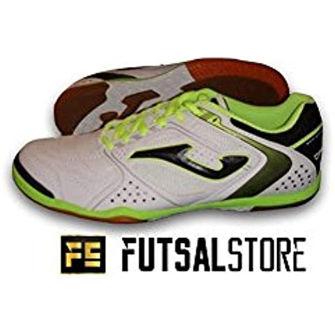 Joma - JOMA LOZANO 422 WHITE-BLACK INDOOR - W12904