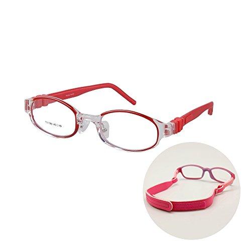 e16e9e25d6 EnzoDate - Montura de gafas - para niño multicolor rosso