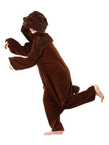 Bären-Kostüm / Kigurumi Onesie (Erwachsene Verwendet Für Kostüme)