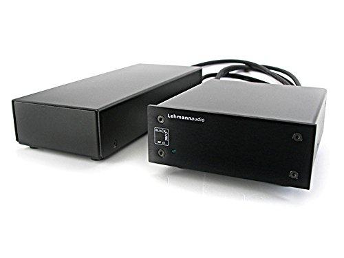 Lehmann Audio Black Cube SE II High End Phonovorverstärker für MM- und MC-Tonabnehmer | Schwarz