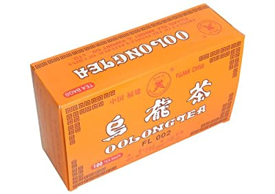 Fujian en Chine chinoise Thé Oolong 100 Sachets de thé (200g)