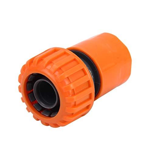 Lanbinxiang@ Tuyau raccord raccorder l'adaptateur de connecteur d'eau de jardin, robinet de gazon raccord de tuyau d'eau de 3/4 pouce, Taille: 6.2 * 3.8 * 3.3cm jardinage