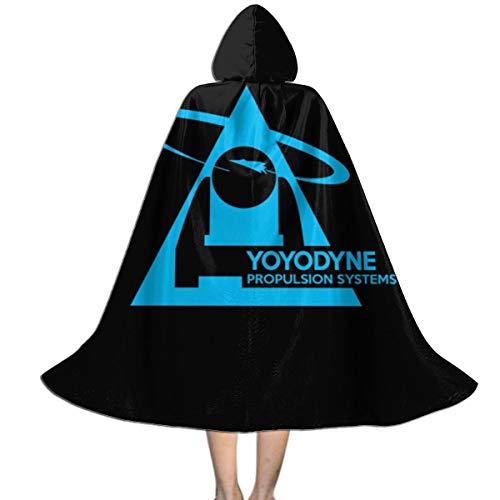 OJIPASD Star Trek Yoyodyne Propulsion Systems, Trucker Cap, Unisex, Kinder, Kapuze, Umhang, Halloween, Weihnachten, Party, Dekoration, Rolle, Cosplay Kostüme