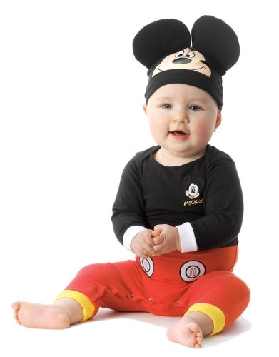 Baby Playama Mickey Mouse 0-3 Monate