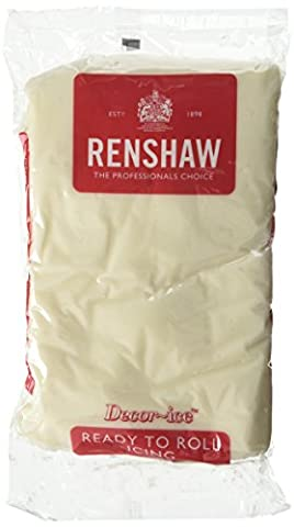 Renshaw Regal Ice : Celebration (Ivory Colour) 1KG
