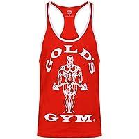 Goldsgym Women's Muscle Joe Contrast Vest