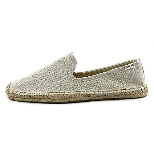 Soludos Smoking Slipper Toile Espadrille Sable