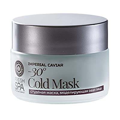 Natura Siberica Fresh Spa Imperial Caviar -30° Sculpting Cold Mask 50ml by Natura Siberica