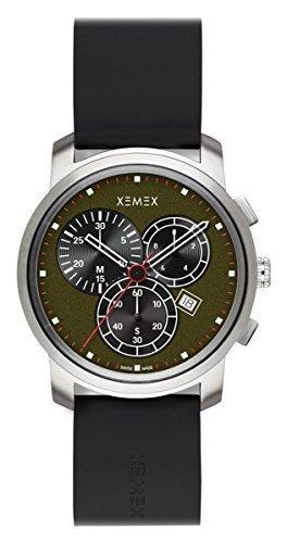 Orologio da polso al quarzo XEMEX PICCADILLY rif, 883,13 cronografo