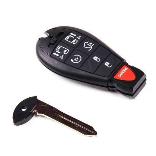 arana-keyless-entry-7-buttons-repair-remote-key-fob-shell-case-for-2010-dodge-grand-caravan-by-arana