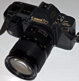 CANON T70 - 35 mm Spiegelreflexkamera mit Objektiv Tokina SD 70-210mm 1:4-5.6 Ø 52 - analoge SLR Camera ## Technik - ok - by LLL ##