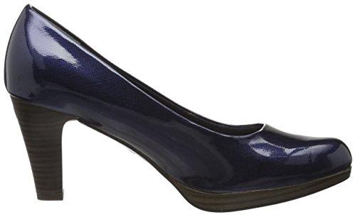 Marco Tozzi 22409 Damen Pumps Blau (Navy 805)