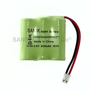 Brand New rechargeable battery 3SN2/3AAA30HSJP1 NI-MH 3.6V