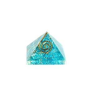 Mini – Orgonit Pyramide – Blue Energie 453