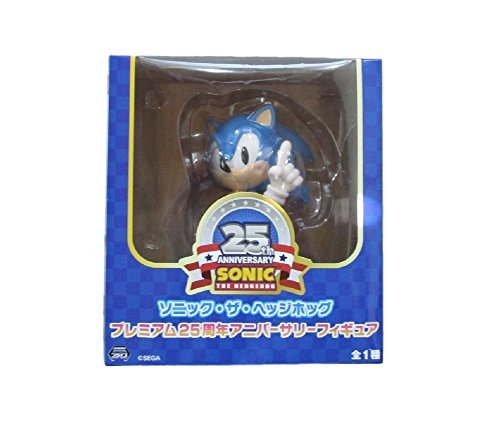 Sonic the Hedgehog premium 25 Anniversary figure