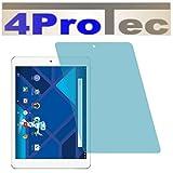 4ProTec 2 Stück GEHÄRTETE ANTIREFLEX Bildschirmschutzfolie für Haier Pad 971 Displayschutzfolie