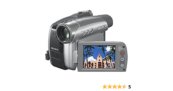 Sony Dcr Hc24e Mini Dv Camcorder Kamera