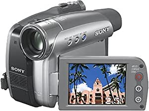 Sony DCR-HC24E Handycam MiniDV Camcorder [20x Optical Zoom]