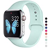 VODKER Sport Correas Compatible con para Apple Watch 42mm 44mm 38mm 40mm...