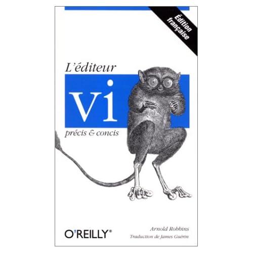 Précis & Concis : L'éditeur vi