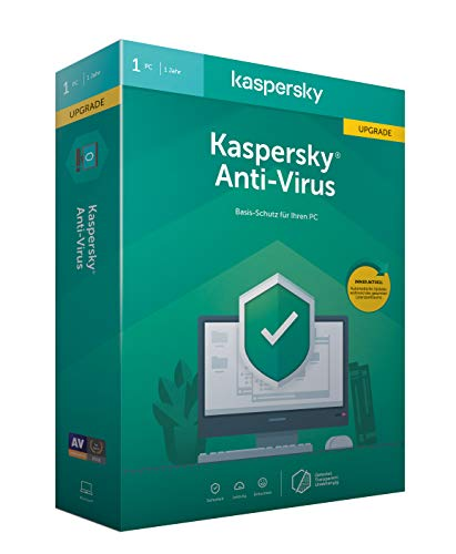 Kaspersky Anti-Virus 2020 Upgrad...