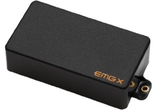 EMG EM938180 89-X Humbucker X-Series Pickups per Chitarre Elettriche, Nero