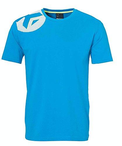 Kempa Kinder Core 2.0 T-Shirt, Kempablau, 152