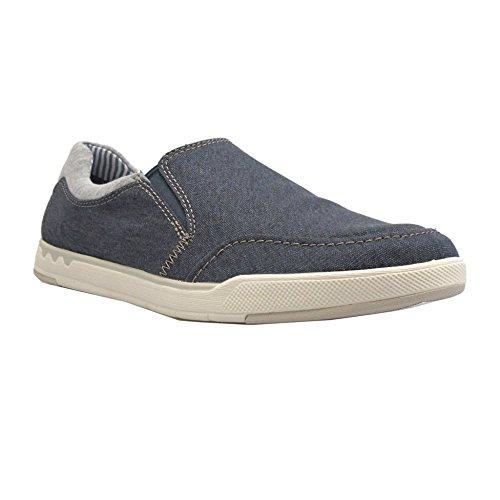 Clarks-Step-Isle-Lace-Zapatos-de-Cordones-Derby-para-Hombre