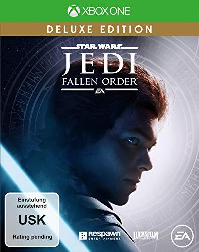 Star Wars Jedi: Fallen Order - Deluxe  Edition - [Xbox One]