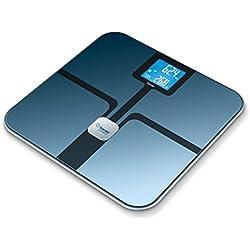 Beurer BF 800 Pèse-personne impédancemètre avec connexion internet bluetooth