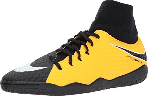 Nike Herren Air Max Motion Lw (Gs) Fußballschuhe, Laser Orange Black-Volt, 46 EU